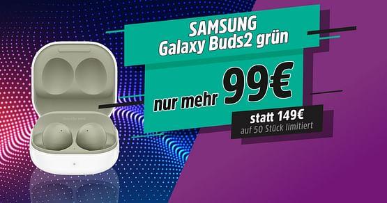 Galaxy Buds2 für nur 99€