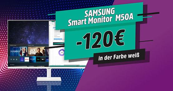 Smart Monitor für nur 239€