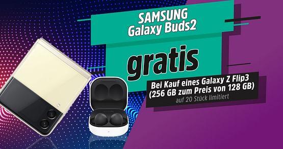 Galaxy Buds2 geschenkt