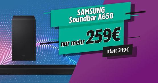 Soundbar für nur 259€