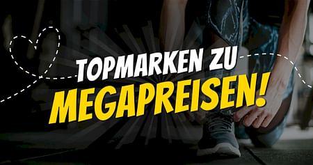 Bei SportSparshoppst du Top-Marken immer besonders günstig. Mit unserem SportSpar Studentenrabatt bekommst du obendrauf sogar noch einmal10% Nachlass auf die bereits rabattierten Preise für Brands wie adidas, PUMA, Nike u.v.m.!