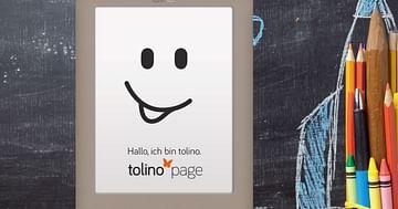 eReader tolino page zum halben Preis!