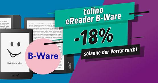 -18% auf tolino eReader