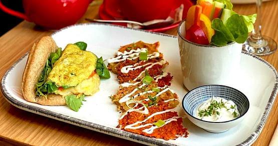 Das Ukiyo Vienna verwöhnt dich mit allerhand Köstlichkeiten, die asiatische und westliche Einflüsse auf moderne Art miteinander vereinen. Als iamstudent PLUS Mitglied bekommst du10% Studentenrabatt auf alle Speisen.