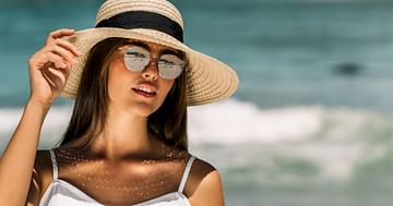 Sonnenschutz mit Stil.